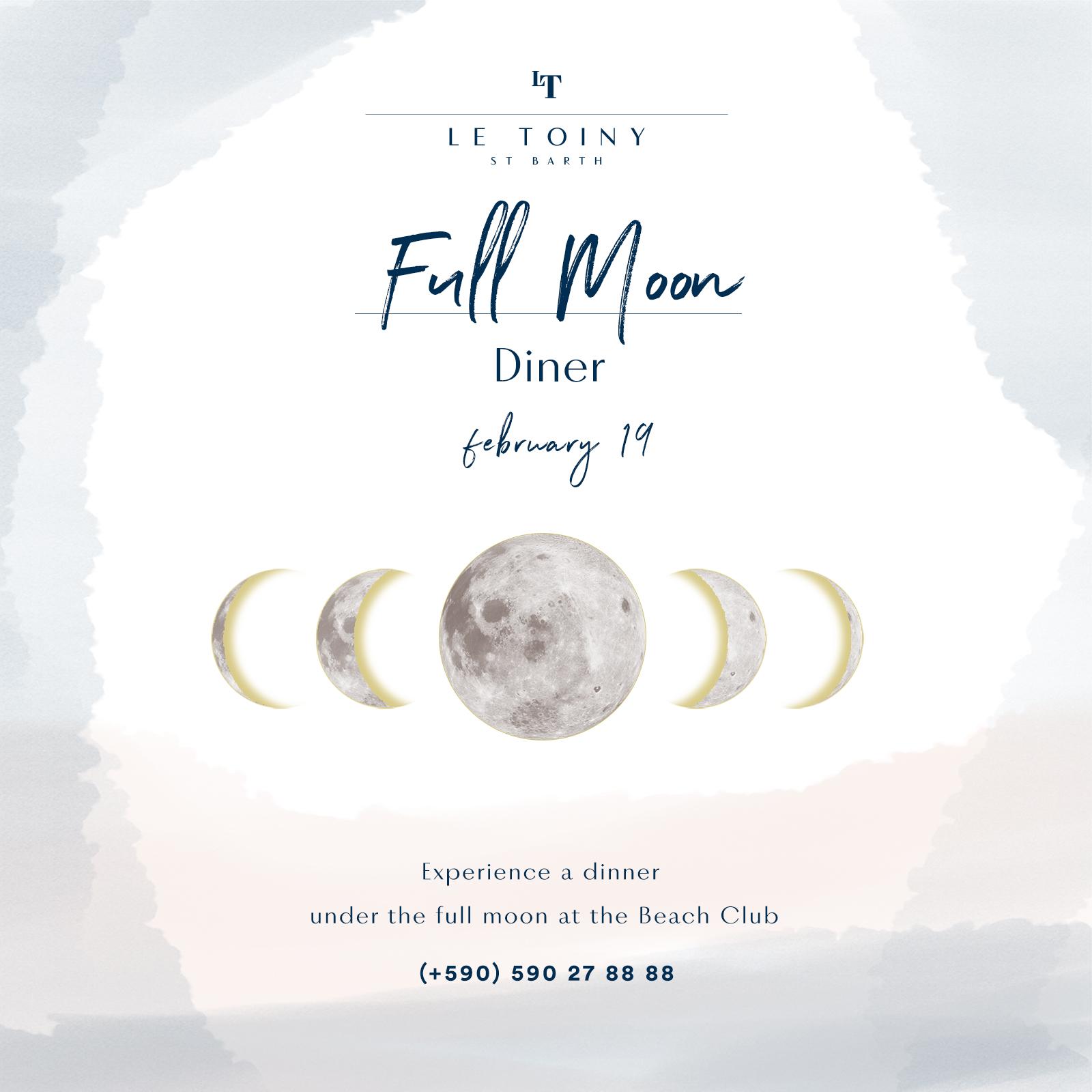 Full Moon Diner